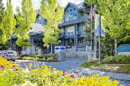 Economical, Family-Friendly in a Prime Location! - Whistler - Lejlighedskompleks