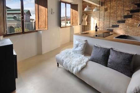 LOFT in center of Florence - Florence - Apartment