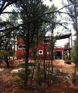 Modern Cabin in the woods - Glorieta - House
