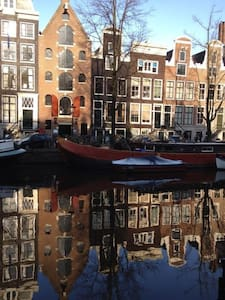 Room with a view at 'PrinsenNacht'  - Amsterdam - Bed & Breakfast