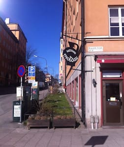 Nice, small room in lovely Södermalm - Stockholm