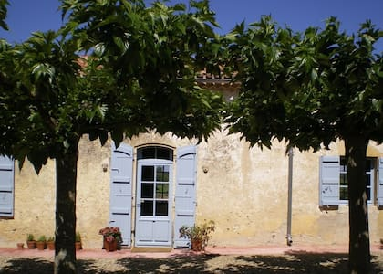 Cottage on Gascon country estate - Oda + Kahvaltı