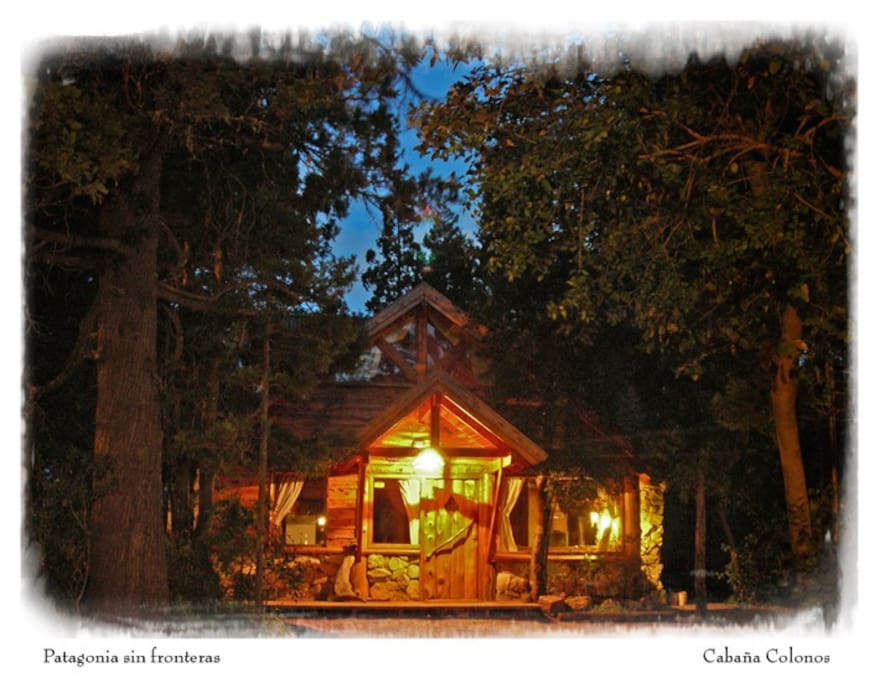 Beautiful cottage Patagonica