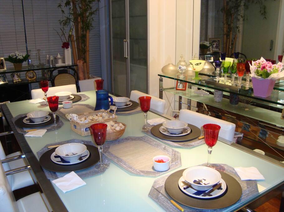 welcomr 4 dinner@home
