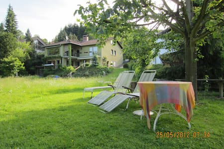 2 Zi-Gartenwohnung mit viel Charme - Apartment