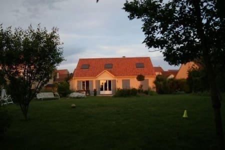 Maison proche de Roissy CDG - Ev