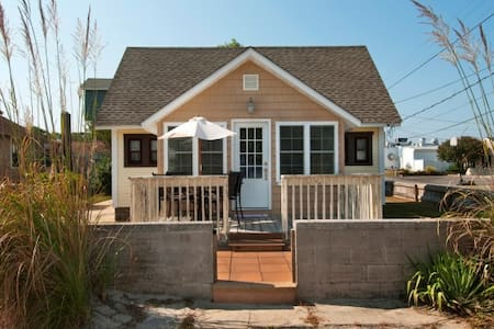 Darling 2BR Home on Delaware Bay - House