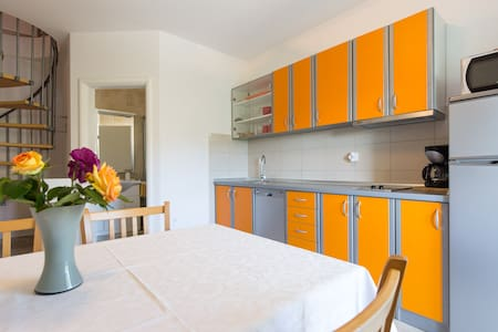Apartment Alma 3 with sea view - Punat - Wohnung