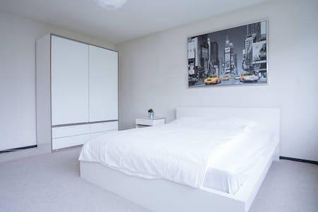 Moderne, helle 3-Zimmerwohnung Nähe See & Zentrum - Appartamento