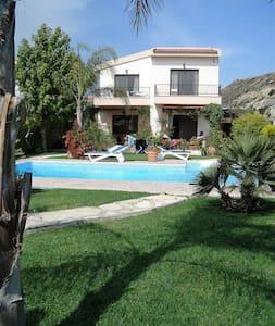 A luxury villa in beautiful gardens - Pissouri