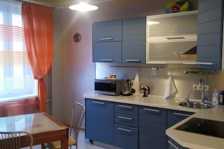 СОВРЕМЕННАЯ квартира в р. Жулебино - Apartment