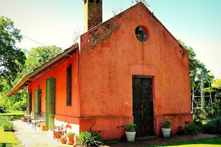 Casa de campo  Estancia La Florida - San Antonio de Areco