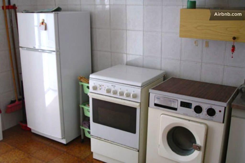 Simple apartment in Naples center