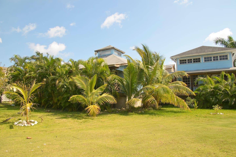 Tropical Gdn. Apt Close To Beach