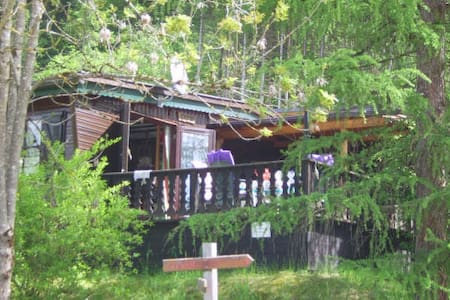 6-persons Holliday Cabin !!