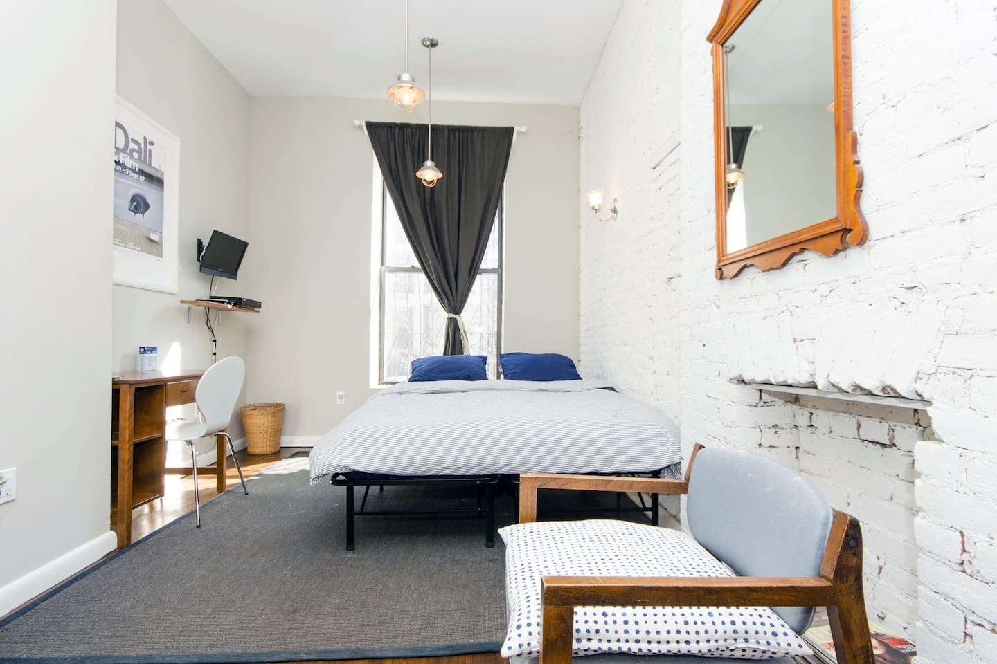 Delightful,Private,Brooklyn studio