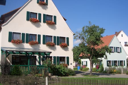 Holiday flat & house in Franconia | Free Wifi - House
