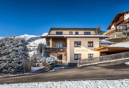 Apartment für 2-3 Pers. in Tux im Zillertal - Tux - Kondominium