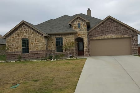 QUITE SECURE ACCESSIBLE  1 YR OLD - Cedar Hill - House