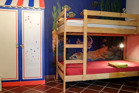 Monte d' Água - Children's room. - Casa