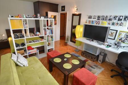 Modern and convenient apartment - Sarajevo - Apartment