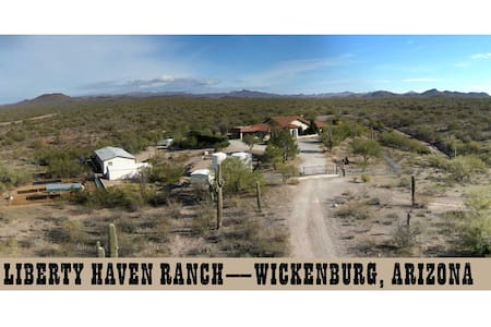 Secluded Ranch in Gold Country - Morristown - House
