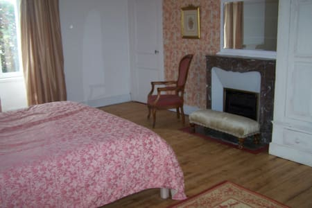 4 bedrooms at Bed & Breakfast, Le Chateau - Bed & Breakfast