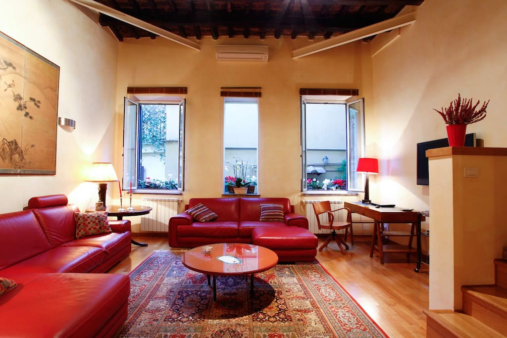 Campo de Fiori luxury loft