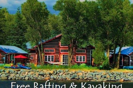 Riverside Meadows Studio Cabin - Cabin