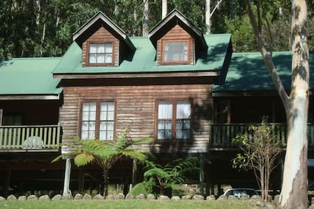 Rainforest cabin - Salisbury