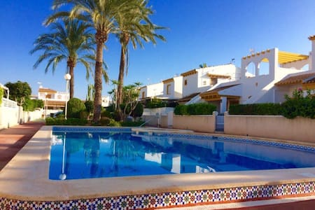 Quiet & Sunny. Special autumn offer - Pilar de la Horadada - Casa