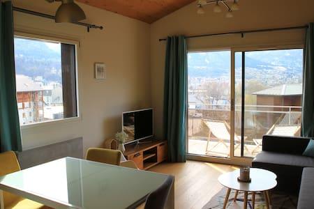Appartement moderne avec vues - Briançon