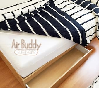 Air Buddy Guest House / Female Dormitory - Bed & Breakfast