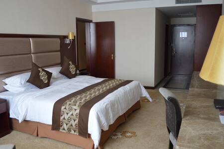 青海省西宁市福茵长乐国际大酒店 - Xining - Bed & Breakfast
