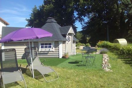 Cabane B&B Kota Finlandais VOSGES - Cottage