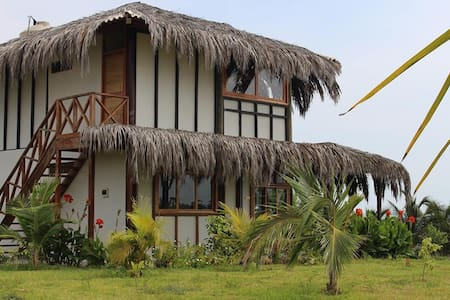 House with private beach,a paradyse