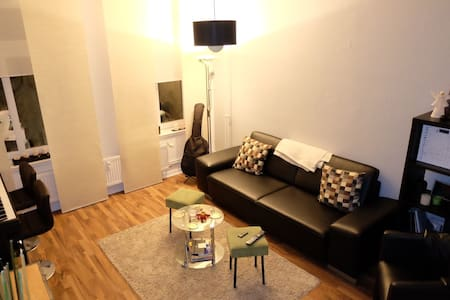 Spacious bright flat,great location - Wohnung