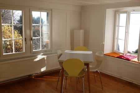 Drei Zimmer mit Seeanstoss - Bed & Breakfast