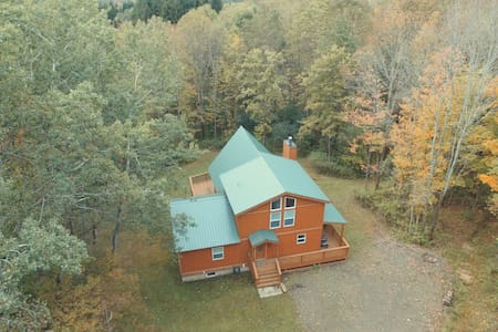 Beautiful modern chalet close to Ellicotville NY - Salamanca