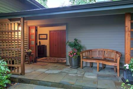 Tranquil Villa on Mercer Island - Casa