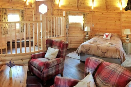 Unique Lodge in Parkland Setting - North Yorkshire