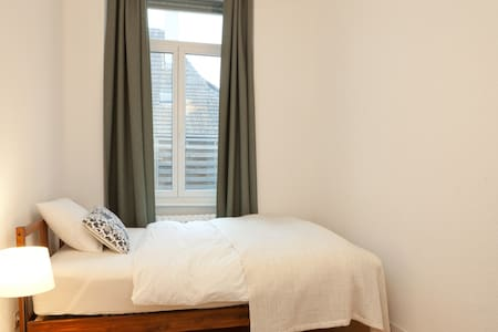Private double room at Murgenthal SBB Station - Murgenthal - Apartment