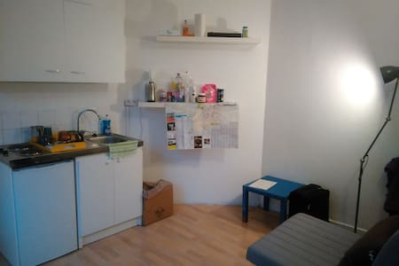 2 STUDIOS  2x20m²,  CITY CENTER - Appartamento