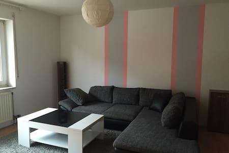 Möbilierte Wohnung mit Südbalkon - Condominium