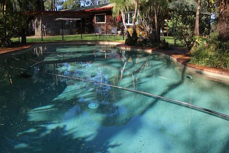 Byron Bay Hinterland House Farmstay - Nashua