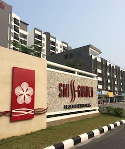 ZA Swiss Garden 2BDR Seaview Apartment - Kuantan