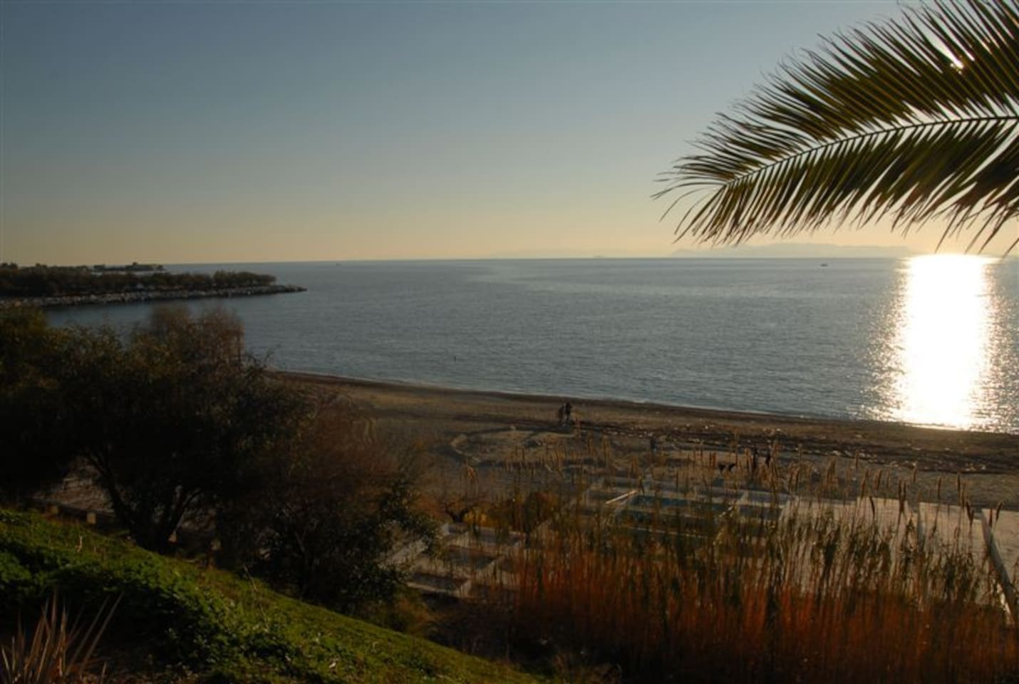 Exclusive use of the apartment with amazing view over Aegean sea. We communicate in 5 languages