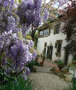 Beautiful apartment in XV c. Villa - Provinz Florenz