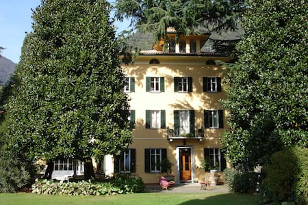 Villa with pool -Lake of Como - Lenno