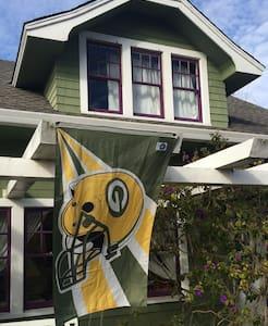 38 Miles from Super Bowl 50 - Santa Cruz - House